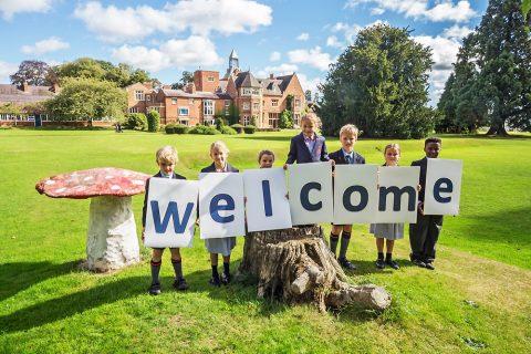 Internado año escolar Bilton Grange Prep School, Inglaterra