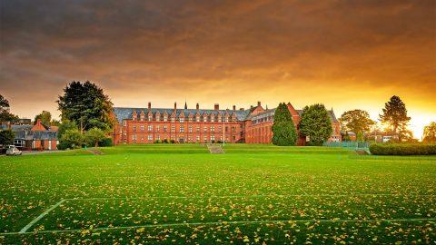 Año escolar en Inglaterra en el internado privado Ellesmere College