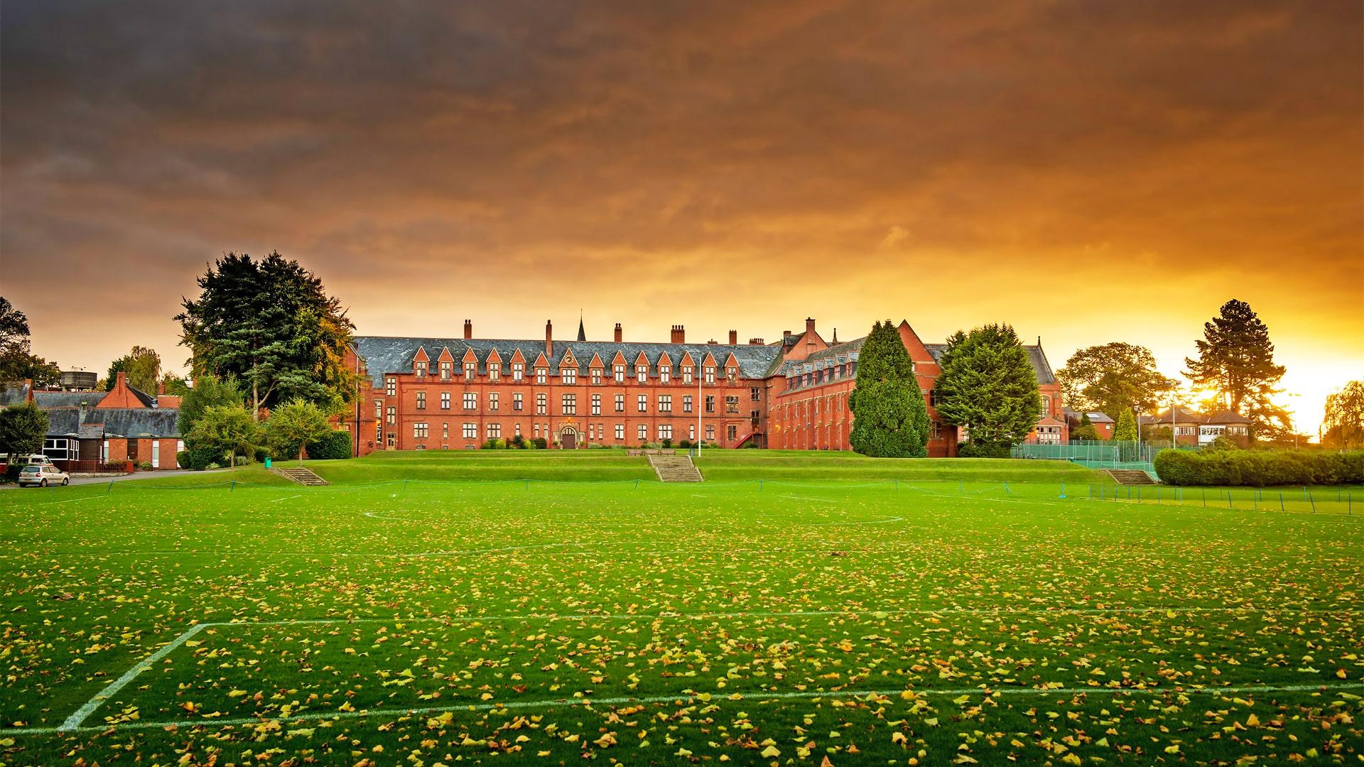 Internado año escolar en Inglaterra Ellesmere College