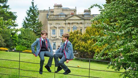 Año escolar en Inglaterra en el internado privado Kingswood School Bath