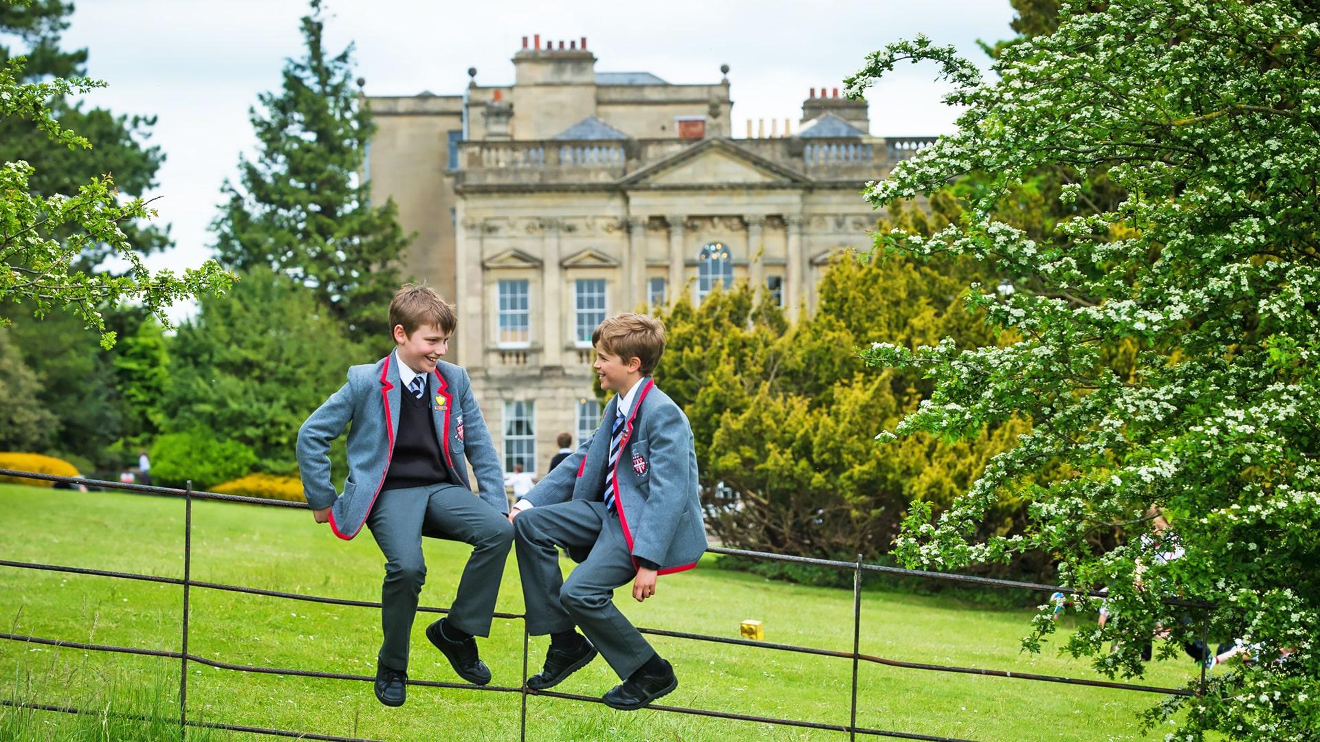 Internado año escolar en Inglaterra Kingswood School Bath