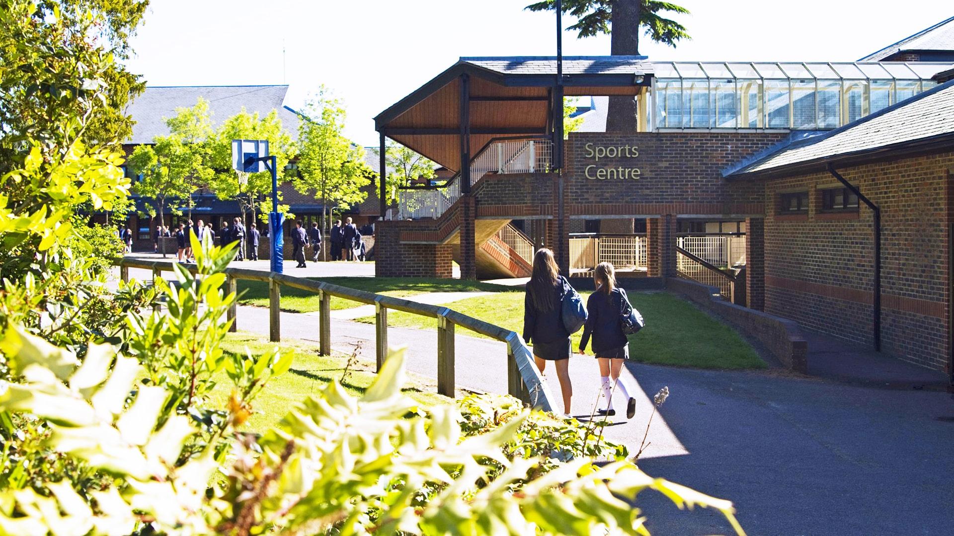 Internado año escolar en Inglaterra LVS Ascot Licensed Victuallers' School