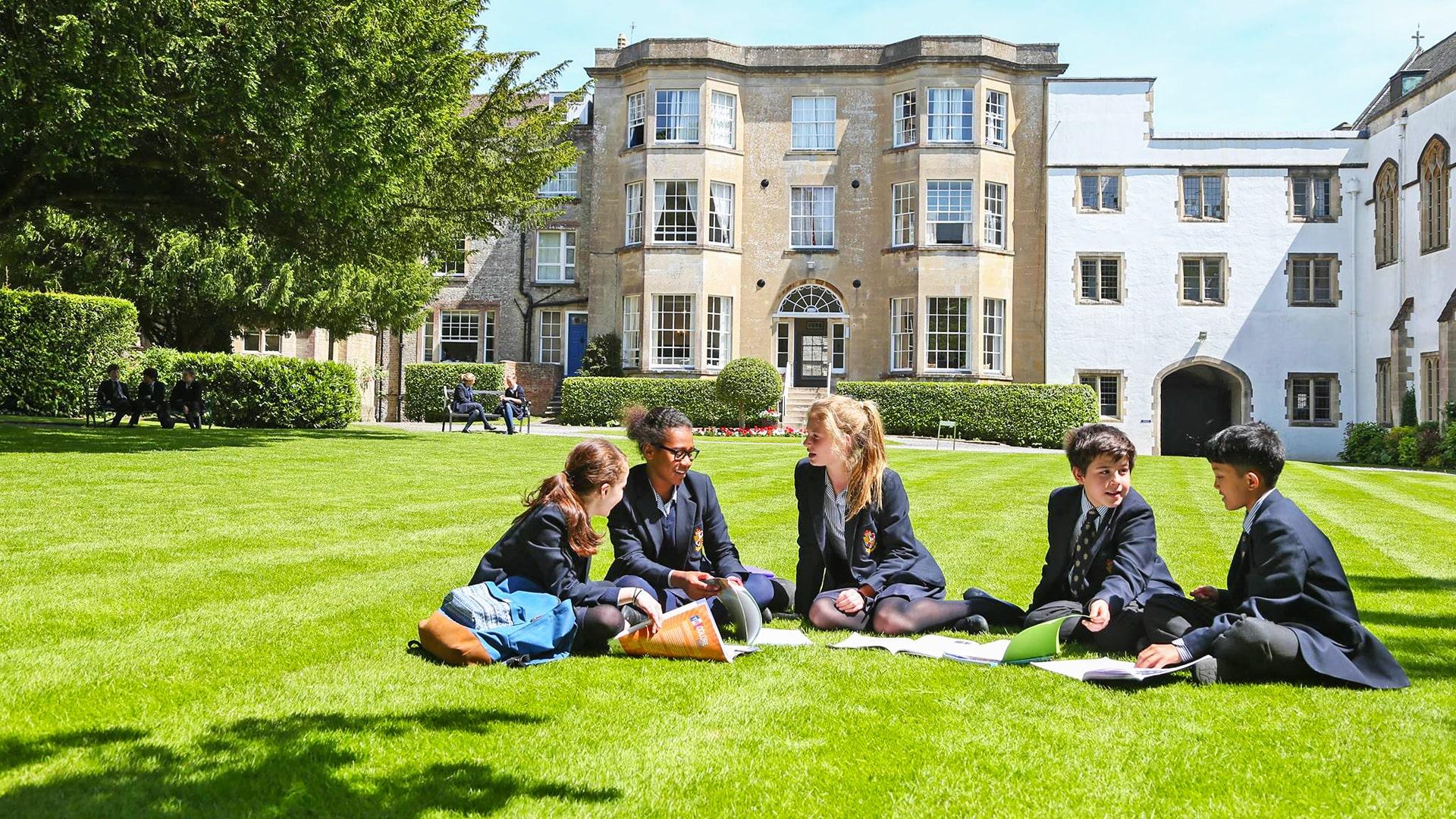 Internado año escolar en Inglaterra Warminster School