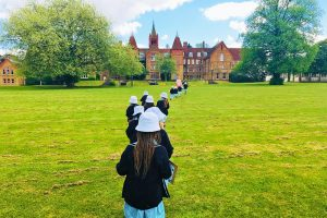 Internado año escolar St Margaret's School Bushey en Inglaterra