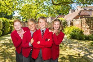 Internado año escolar The Prebendal School en Inglaterra