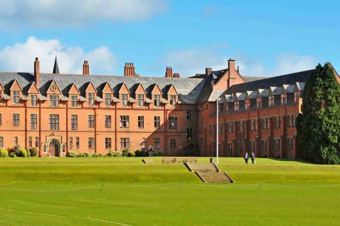 Internado en Inglaterra Ellesmere College