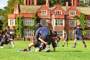 Internado en Inglaterra Queen Ethelburga's Collegiate