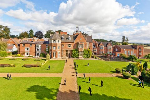 Internado privado en Inglaterra Bilton Grange Preparatory School