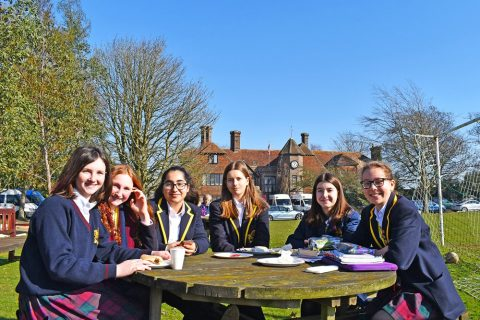 Internado privado en Inglaterra Buckswood School