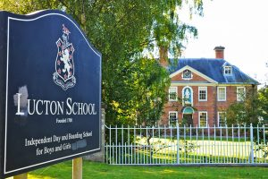 Internado privado en Inglaterra Lucton School
