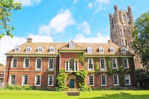 Internado privado King's Ely School en Inglaterra
