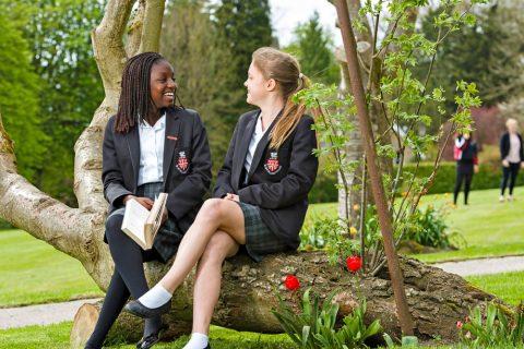 Internado privado año escolar Kingswood School Bath en Inglaterra