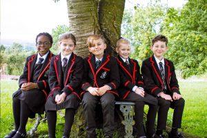 Internado privado Lucton School en Inglaterra