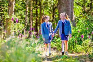 Internado privado Queenswood School en Inglaterra