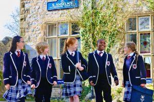 Internado privado S. Anselm's Prep School en Inglaterra