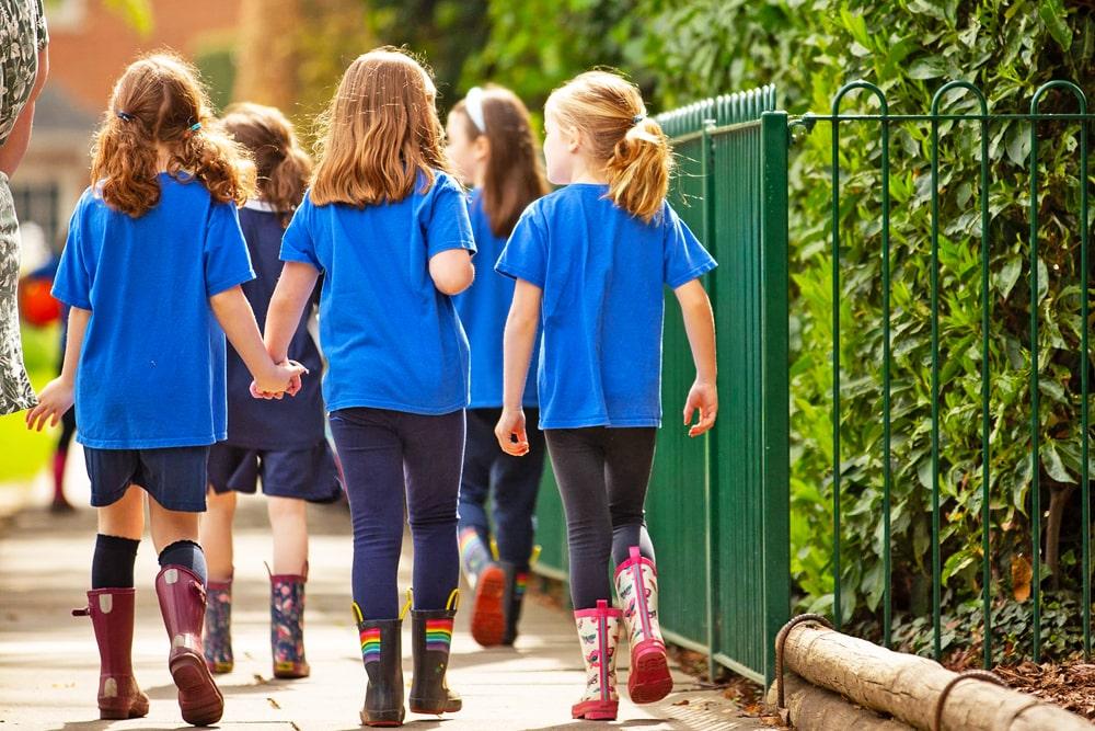 Supervisión del año escolar en el internado TASIS The American School in England