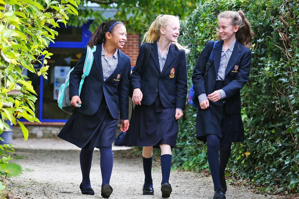 Supervisión del año escolar en el internado Warminster School