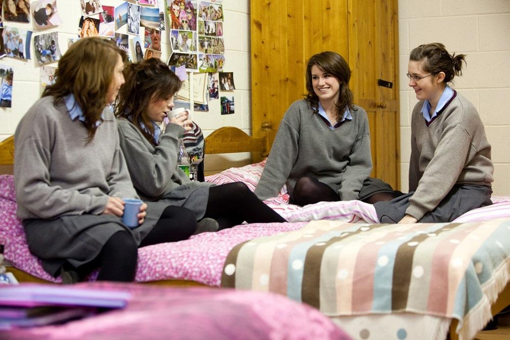 Alojamiento del internado privado en Irlanda Kilkenny College