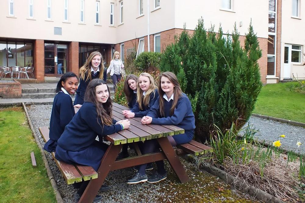 Alojamiento del internado privado en Irlanda Sligo Grammar School