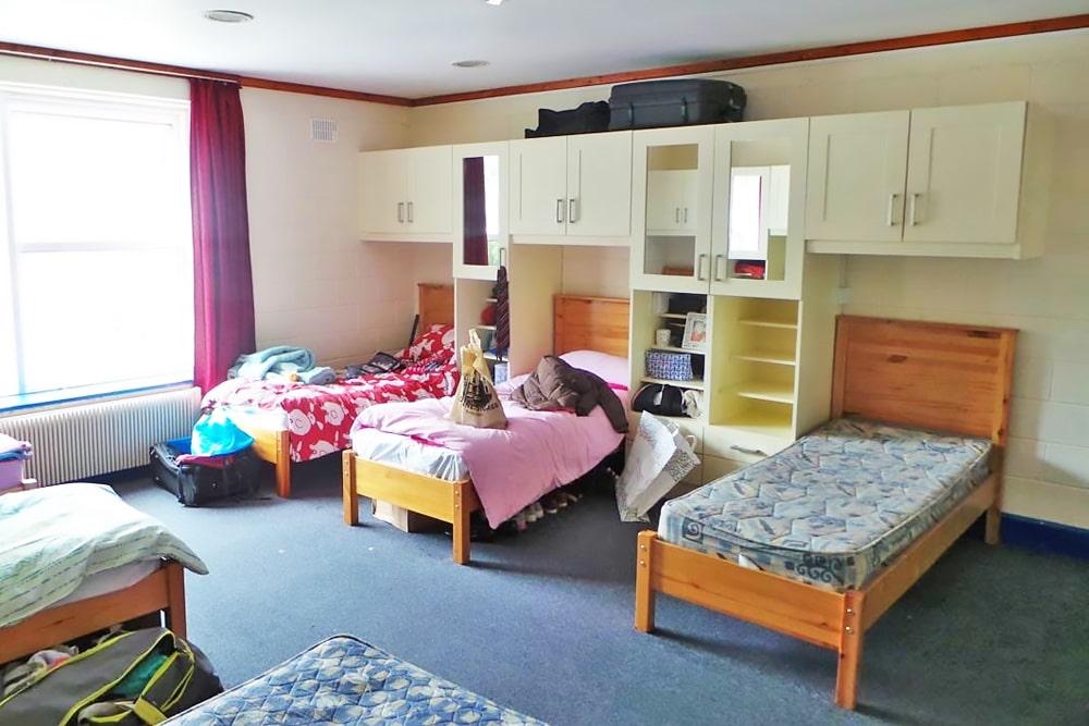 Alojamiento del internado privado en Irlanda Villiers School