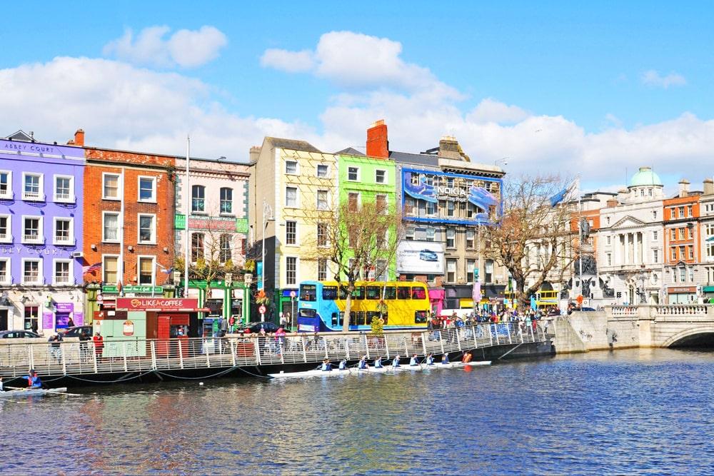 Año escolar en Baldoyle, Dublín, Irlanda