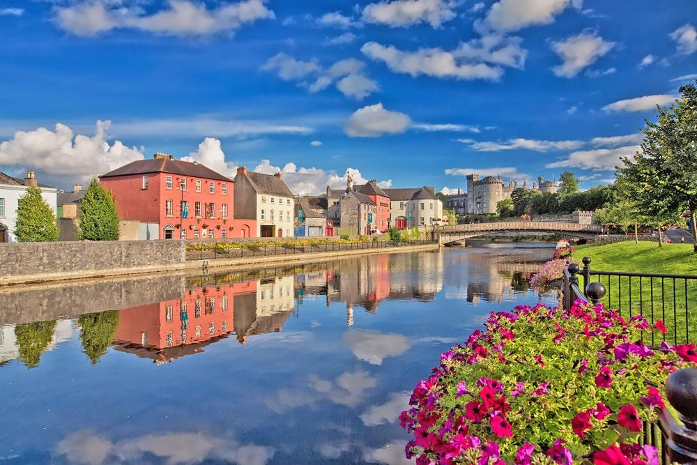 Año escolar en Kilkenny, Irlanda