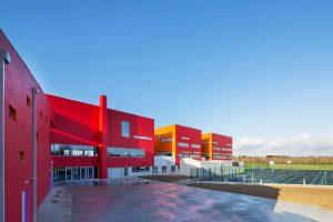 Colegio año escolar Athlone Commuity College Irlanda