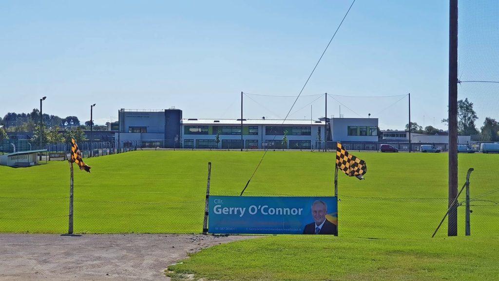 Año escolar en Irlanda en el colegio público Dunshaughlin Community College