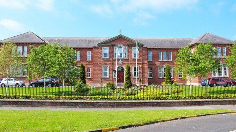 Año escolar en Irlanda en el colegio público Oatlands College