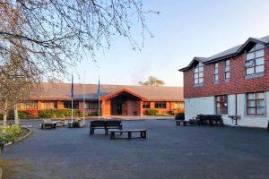 Colegio año escolar Kilkenny College, Irlanda