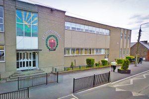 Colegio año escolar Saint Leo's College Carlow, Irlanda