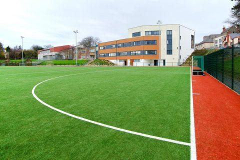 Colegio año escolar Sligo Grammar School, Irlanda