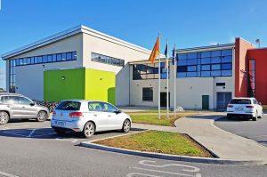 Colegio en Irlanda Athy Community College