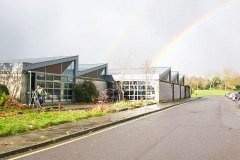 Colegio en Irlanda Dunshaughlin Community College