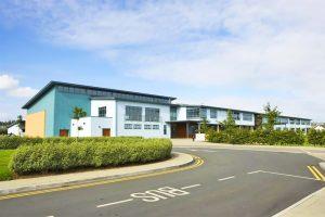 Colegio en Irlanda Kilcoole Community School