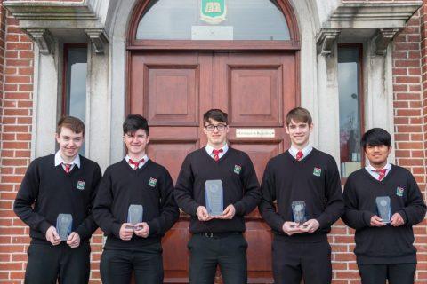 Colegio en Irlanda Oatlands College