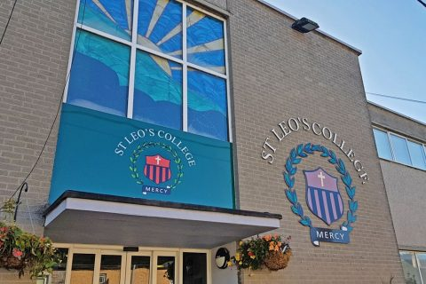 Colegio en Irlanda Saint Leo's College Carlow