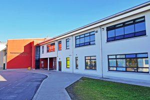 Colegio público en Irlanda Athy Community College