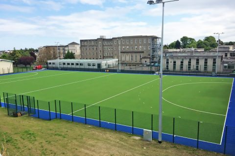 Colegio público en Irlanda Dominican College Sion Hill