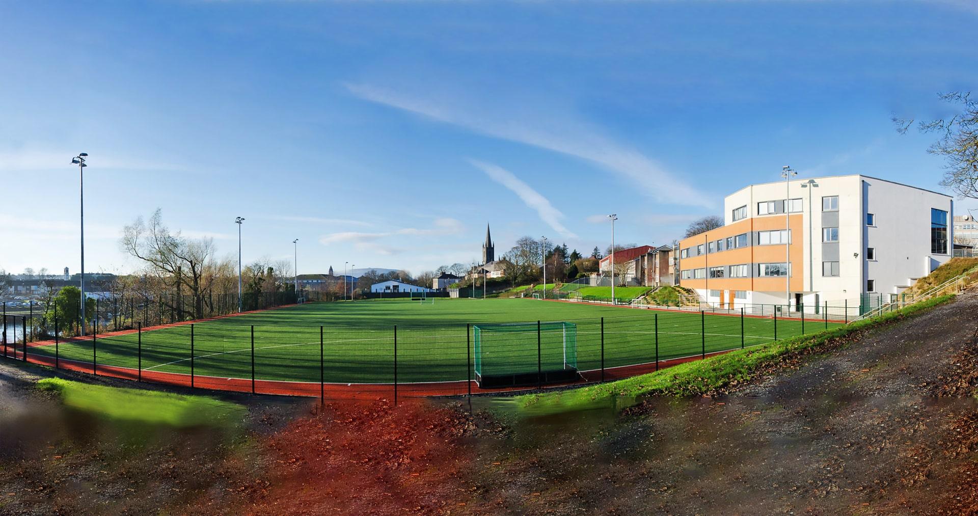 Internado año escolar en Irlanda Sligo Grammar School