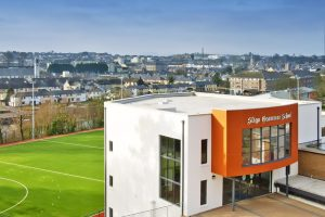 Internado en Irlanda Sligo Grammar School