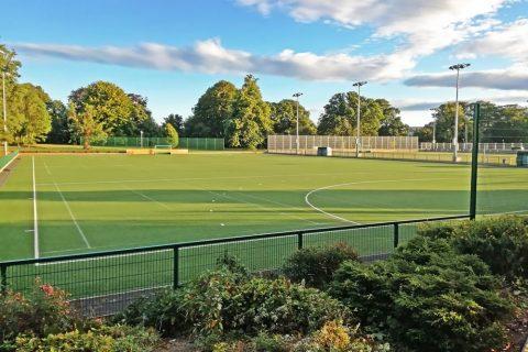 Internado privado Kilkenny College, Irlanda