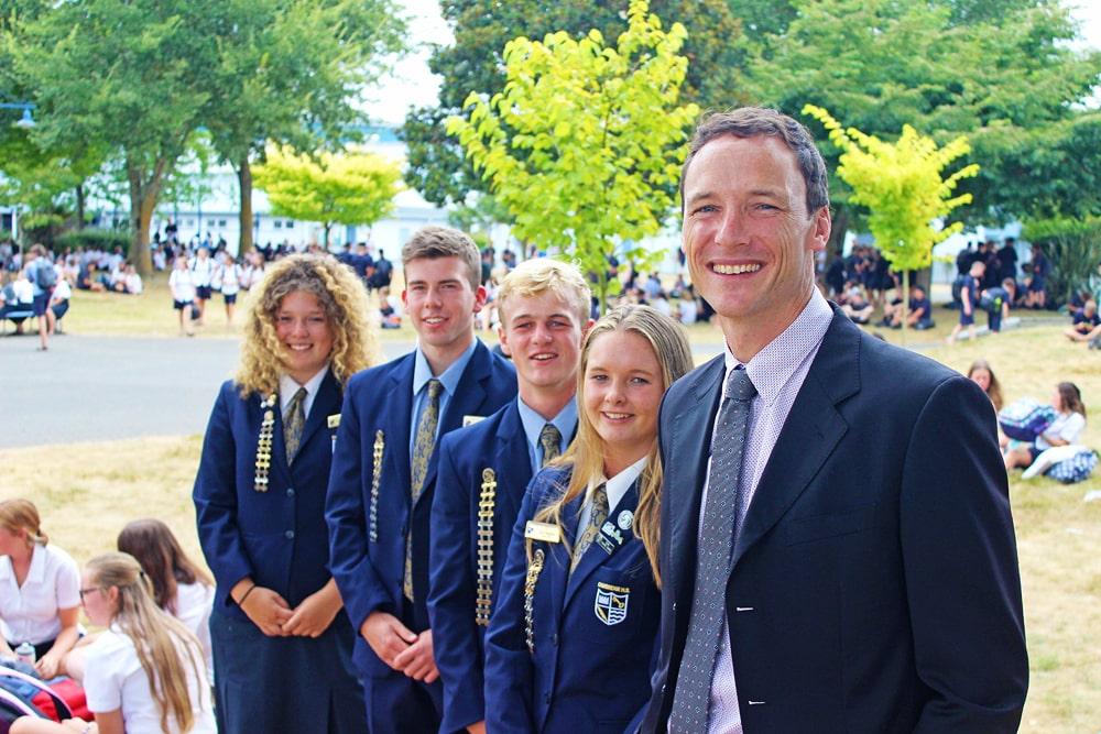 Supervisión del año escolar en Nueva Zelanda
