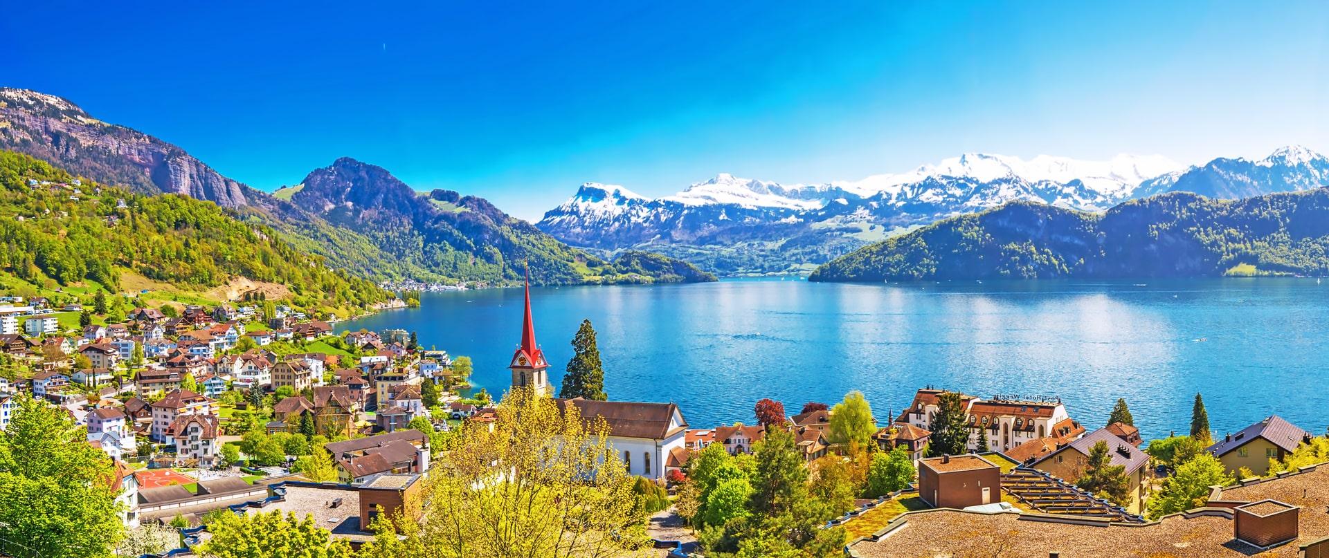 Año escolar en Suiza en internados