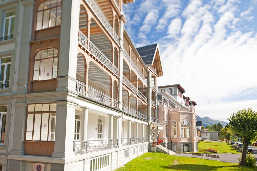 Estudiar en internados en Suiza
