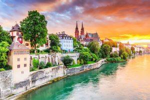 Estudiar un año escolar en Suiza