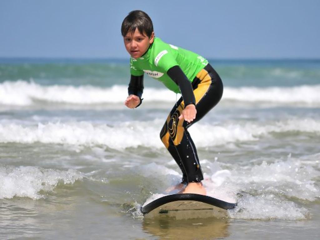 Campamento de verano de francés y surf en Arcachon, Francia 15