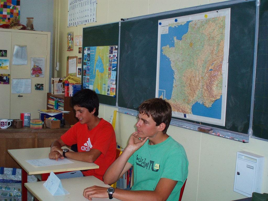 Campamento de verano de francés y surf en Arcachon, Francia 4