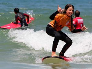 Campamento de verano de francés y surf en Arcachon, Francia 6