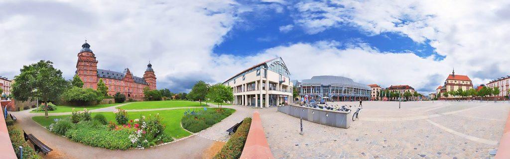 Campamento de verano con curso de alemán en Aschaffenburg, Alemania